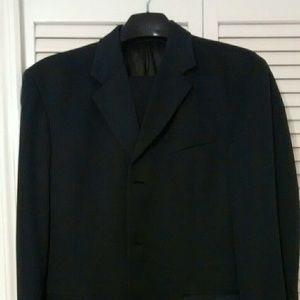 Men's Suit set size 38R Jacket/Pants by j.ferrar